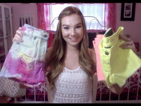 0 Summer Clothing Haul!