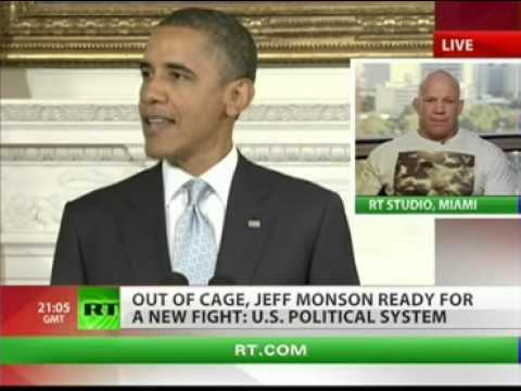 RT January 2012 Interview with Jeff Monson on Anarchy in America Image 1