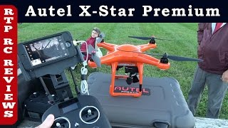 Autel Robotics X-Star Premium 4K Camera Drone Review