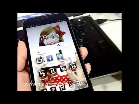 รีวิว - True Beyond 3G with SNSD พร้อม พรีวิว แอพ H Dance H Club EverySing