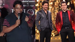 Ganesh Acharya OPENS Up About His DANCE With Shahrukh & Salman In Dwarf Movie