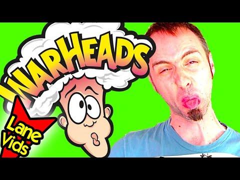 WARHEADS CHALLENGE!!!
