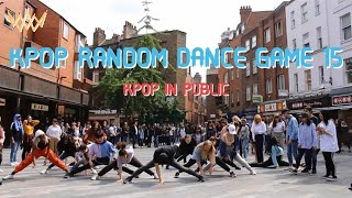 [KPOP IN PUBLIC] KPOP DANCE GAME 15 [UJJN] WITH FRIENDS