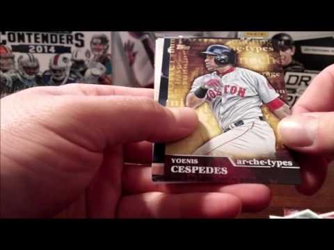 2015 Topps Series 1 Baseball