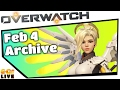 HEROES NEVER DIE Overwatch LIVE Archive Feb 4 2017 mp3