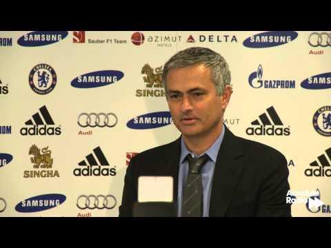Jose Mourinho says he's now 'The Happy One'