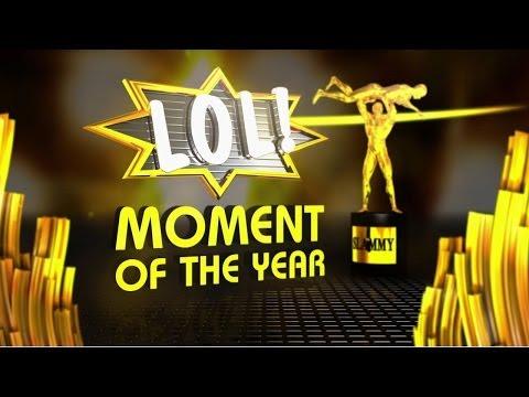 "2013 Slammy Awards -- ""LOL Moment of the Year"" Nominees"