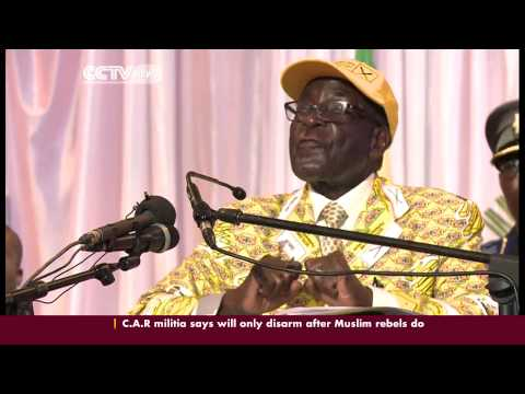 President Mugabe's Defining Moments
