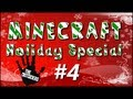 Lagu Minecraft Holiday Special E04 w The Outsiders!