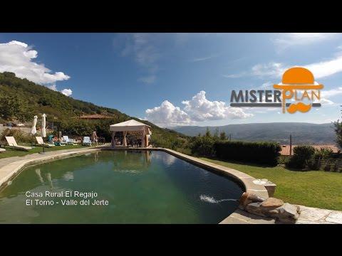 Casa rural el regajo valle del jerte youtube - Casas rurales en el jerte con piscina ...