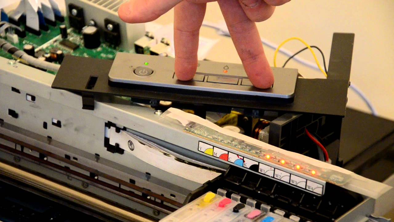 how to fix epson printer not printing black ink