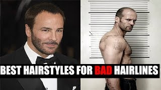 Best Mens Hairstyles For Receding Hairline - Hairstyles For Balding men