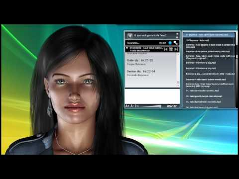 Assistente Virtual Denise 1.0 - Guile 3D Studio - Versão Portuguesa Parte 2