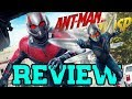 Ant-Man and the Wasp - Movie Review (with Spoilers)