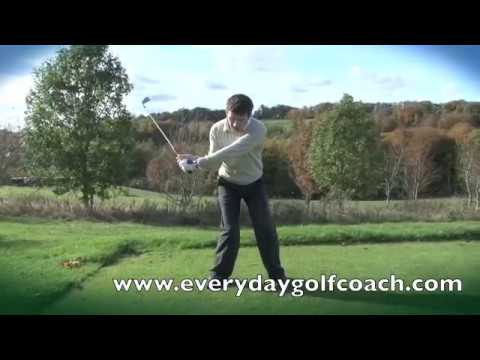 Wrist Hinge = Power and Balance in Your Golf Swing