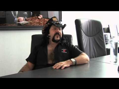 HELLYEAH interview - Vinnie Paul (part 3)