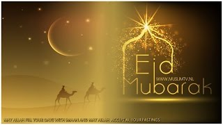 Eid ul Fitr 06-07-2016 Live vanuit Moskee Taqwa Amsterdam