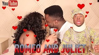 Romeo And Juliet In An African Home