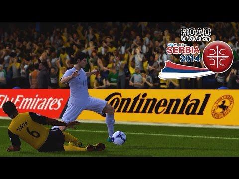 FIFA 14 - RTWC Serbia 2014 - Vanuatu vs. New Zealand