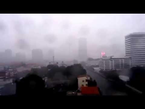 Monsoon season in #Bangkok