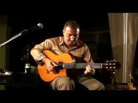 Samba do avião Gilbert Medam guitar