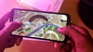 Pubg Mobile Gameplay in Redmi Note 7! HD Mode