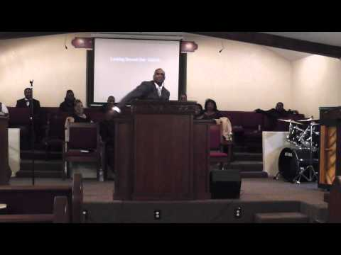 1 Samuel 17:31-37 Rev.B. Smith Looking Beyond Your Goliath-stpaulbc501