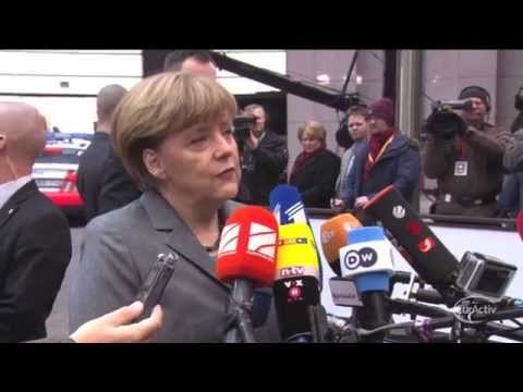 Merkel signals willingness to compromise with Greece