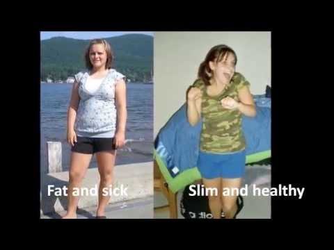 Amazing Before and Afters Body Transformations | The 80/10/10 Raw Vegan Diet