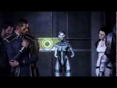 MEHEM v0.4 Mass Effect 3 Happy Ending Mod Miranda LI Romance (Hug)