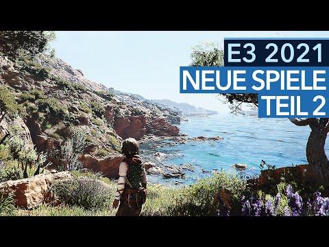 Outer Worlds 2, Top Gun, Final Fantasy & mehr - Alle neuen Spiele der E3 2021 (Teil 2/3)