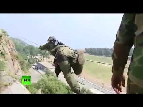Russian media impress by the Pakistan army
