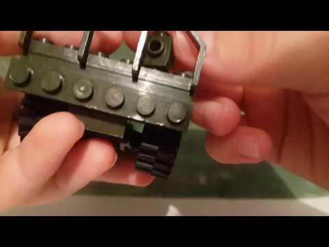 лего ВОЕННЫЙ ДЖИП (БРОНЕВИК) самоделка сборка..Lego military jeep (armored car), home-made assembly на сайте rentaldj.ru