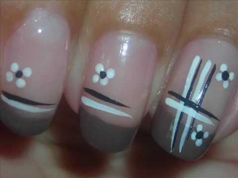 Nail Art - Neutrals - Diseño de Uñas