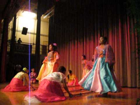 John Oliver Filipino Club Performance- Tinikling (REMYX Youth & LA RIVA Studio)