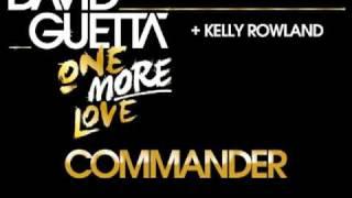 Watch David Guetta Commander video