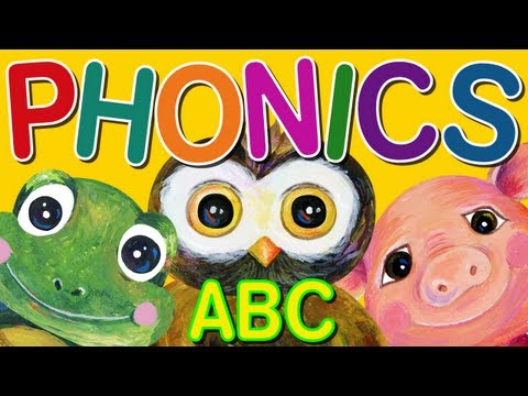 ABC Phonics Song 2 - ABC Songs for Children