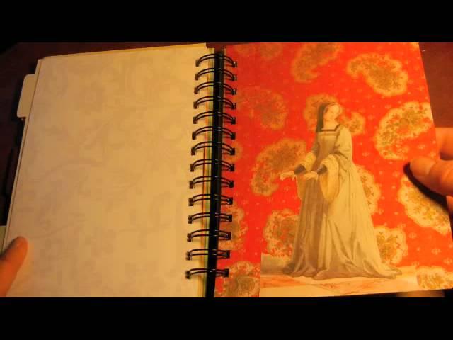 My 2012 Scrapbook