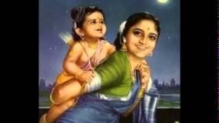 Sohar - Aaj Kaushalya ke god