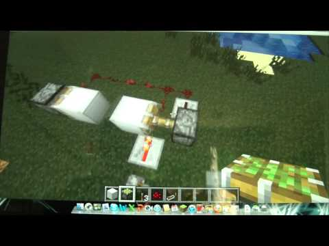 how to make an automatic cobblestone generator without redstone
