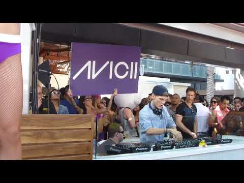 Avicii/Tom Hangs, Shermanology - Blessed [Unreleased Vocal Mix w/ Rapture @ Marquee, Apr 2013]
