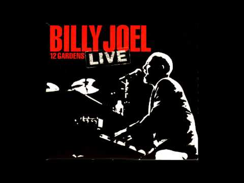 Bill Joel - New York State of Mind @ 12 Gardens Live