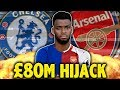 REVEALED: Chelsea To HIJACK Arsenal's £80M Deal For Thomas Lemar?! | #FanHour