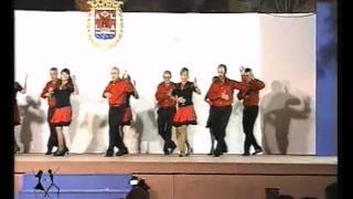 Coreografía In-tango en Florida-Portazgo 2011