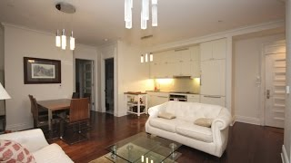LEASED! 2 Bedroom Furnished Condo For Rent in Toronto