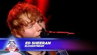 Download Lagu Ed Sheeran - 'Bloodstream' - (Live At Capital's Jingle Bell Ball 2017) Gratis STAFABAND