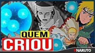 MINATO ou ASURA Qual Criou RASENGAN ? ? Anime Naruto   Canal TOP 10 ?