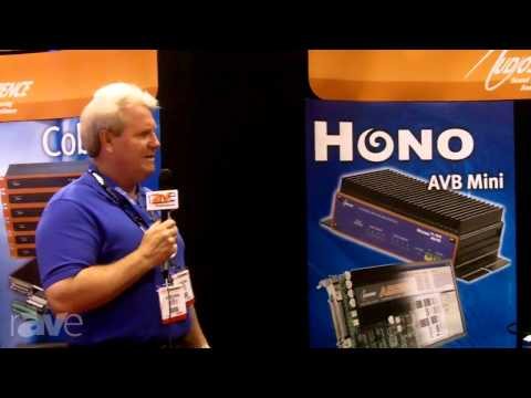 InfoComm 2013: AudioScience Highlights its Cobranet Product Line