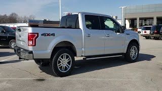 2015 Ford F-150 Tulsa, Broken Arrow, Joplin, Bixby, Owasso, OK P8063B