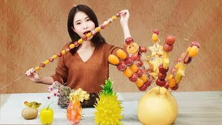E37 How to make candied haw in office? | Ms Yeah